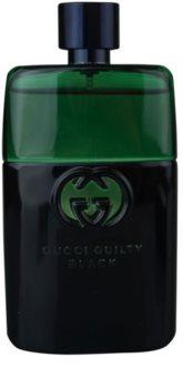 Gucci Guilty Black Pour Homme toaletná voda pre mužov 90 ml