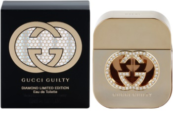 Gucci Guilty Diamond Eau de Toilette voor Vrouwen  50 ml