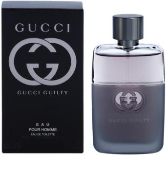 Gucci Guilty Eau Pour Homme Eau de Toilette für Herren 50 ml