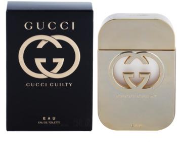Gucci Guilty Eau Eau de Toilette für Damen 75 ml