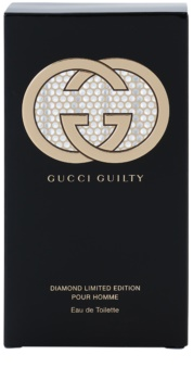 Gucci Guilty Diamond Pour Homme Eau de Toilette für Herren 90 ml