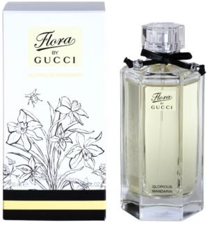 Gucci Flora by – Glorious Mandarin woda toaletowa dla kobiet 100 ml