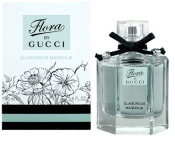 Gucci Flora by Gucci – Glamorous Magnolia eau de toilette pentru femei 50 ml