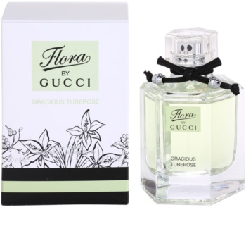 Gucci Flora by Gucci – Gracious Tuberose Eau de Toilette Damen 50 ml