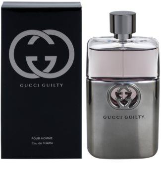 Gucci Guilty Pour Homme Eau de Toilette for Men 150 ml