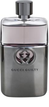 Gucci Guilty Pour Homme Eau de Toilette para homens 150 ml