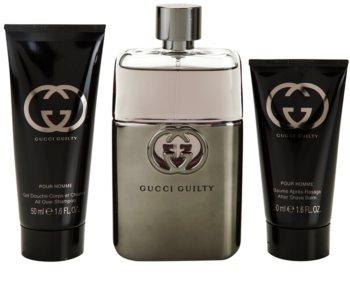 Gucci Guilty Pour Homme confezione regalo II.