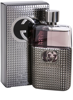 Gucci Guilty Stud Pour Homme toaletní voda pro muže 90 ml