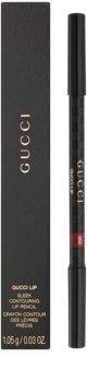 Gucci Lip Sleek Contouring Lip Pencil контурний олівець для губ