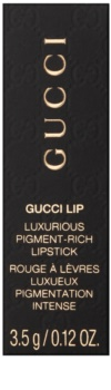 Gucci Lip Luxurious Pigment-Rich Lipstick šminka