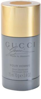 Gucci Made to Measure desodorizante em stick para homens 75 ml