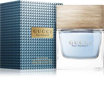 Gucci Pour Homme II toaletná voda pre mužov 100 ml