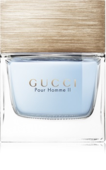 Gucci Pour Homme II Eau de Toilette for Men 100 ml