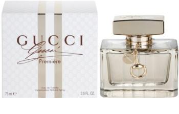 Gucci Première Eau de Toilette voor Vrouwen  75 ml