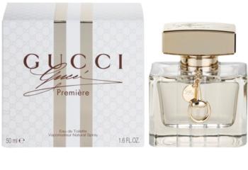 Gucci Première toaletná voda pre ženy 50 ml