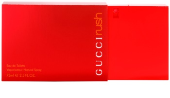 Gucci Rush Eau de Toilette für Damen 75 ml