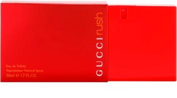 Gucci Rush eau de toilette pour femme 50 ml