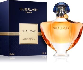 Guerlain Shalimar Eau de Toilette für Damen 50 ml