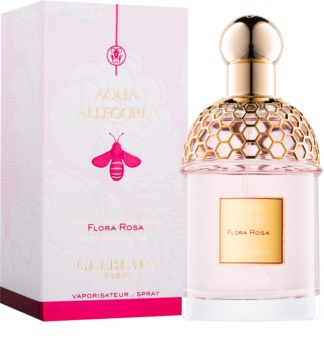 Guerlain Aqua Allegoria Flora Rosa Eau de Toilette for Women 100 ml