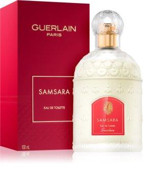 Guerlain Samsara Eau de Toilette para mulheres 100 ml