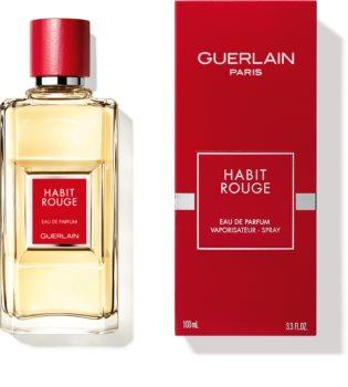 Guerlain Habit Rouge eau de parfum pentru barbati 100 ml