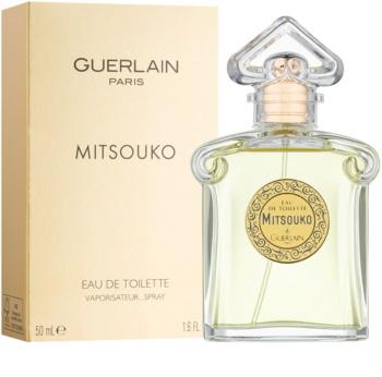 Guerlain Mitsouko eau de toilette pour femme 50 ml