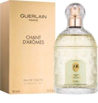 Guerlain Chant d'Arômes Eau de Toilette für Damen 100 ml