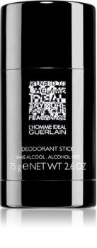 Guerlain L'Homme Ideal desodorizante em stick para homens 75 g (sem álcool)