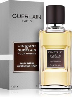 Guerlain L'Instant de Guerlain Pour Homme eau de parfum pentru barbati 50 ml