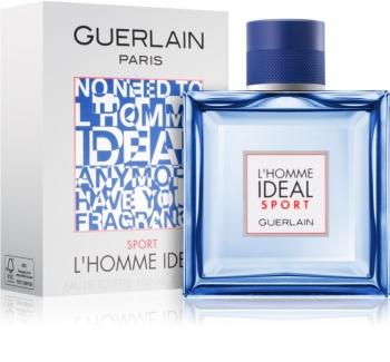 Guerlain L'Homme Ideal Sport woda toaletowa dla mężczyzn 100 ml