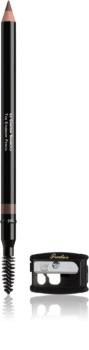 Guerlain The Eyebrow Pencil tužka na obočí s ořezávátkem