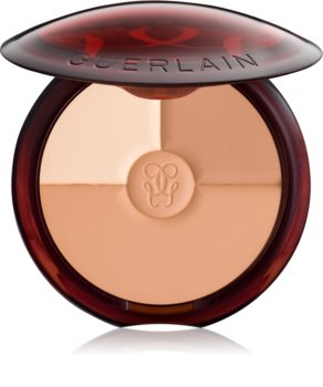 Guerlain Terracotta Sun Trio Bronzing and Contouring Compact Powder