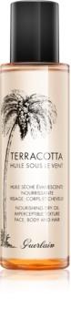 Guerlain Terracotta Huile Sous Le Vent поживна суха олійка для підтримки засмаги