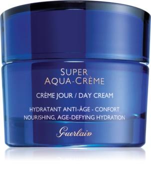 Guerlain Super Aqua crème de jour hydratante nourrissante