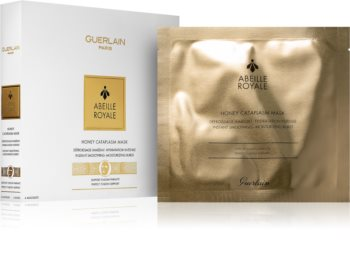 Guerlain Abeille Royale Moisturising and Smoothing Sheet Mask