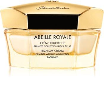 Guerlain Abeille Royale odżywczy krem przeciwzmarszczkowy o efekt wzmacniający