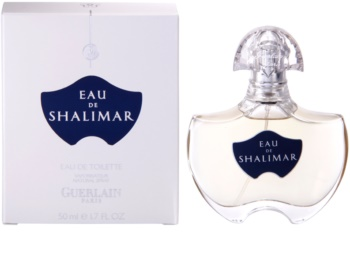 Guerlain Eau de Shalimar Eau de Toilette für Damen 50 ml