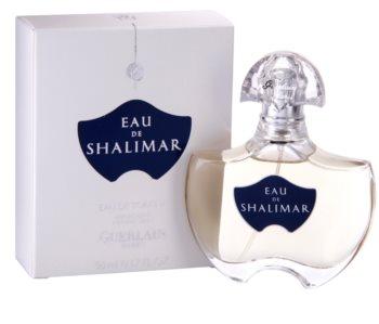 Guerlain Eau de Shalimar Eau de Toilette para mulheres 50 ml