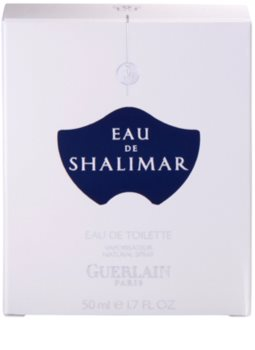 Guerlain Eau de Shalimar toaletna voda za ženske 50 ml