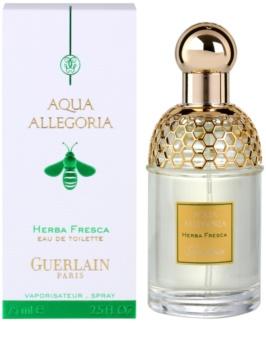 Guerlain Aqua Allegoria Herba Fresca Eau de Toilette unisex 75 ml