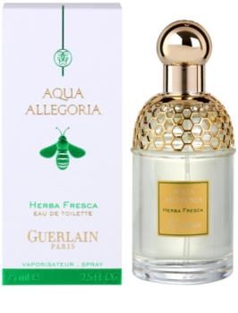 Guerlain Aqua Allegoria Herba Fresca toaletná voda unisex 75 ml