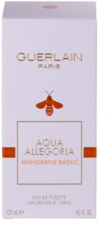 Guerlain Aqua Allegoria Mandarine Basilic toaletní voda pro ženy 125 ml