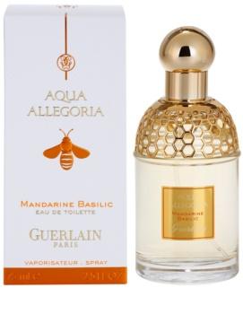 Guerlain Aqua Allegoria Mandarine Basilic Eau de Toilette for Women 75 ml
