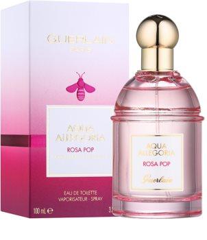 Guerlain Aqua Allegoria Rosa Pop тоалетна вода за жени 100 мл.