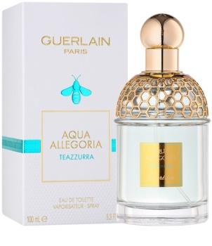 Guerlain Aqua Allegoria Teazzurra toaletná voda unisex 100 ml