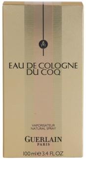 Guerlain Eau de Cologne du Coq kolinská voda pre mužov 100 ml