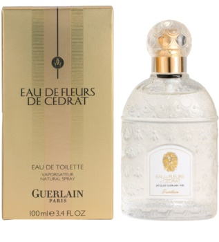 Guerlain Eau de Fleurs de Cedrat toaletna voda uniseks 100 ml