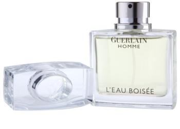 Guerlain Homme L'Eau Boisée toaletna voda za moške 80 ml