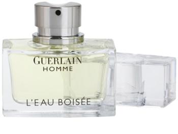 Guerlain Homme L'Eau Boisée toaletná voda pre mužov 50 ml