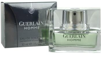 Guerlain Guerlain Homme eau de toilette férfiaknak 30 ml